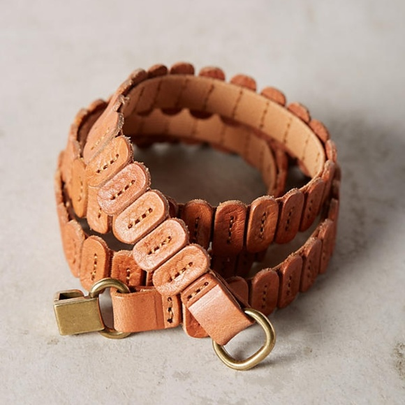 4a15636e7bae6 Anthropologie Accessories - Anthropologie Leather Tabby Belt